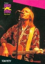 Tom Petty trading Card (Musician) 1991 Proset Musicards Super Stars #217 - $4.00