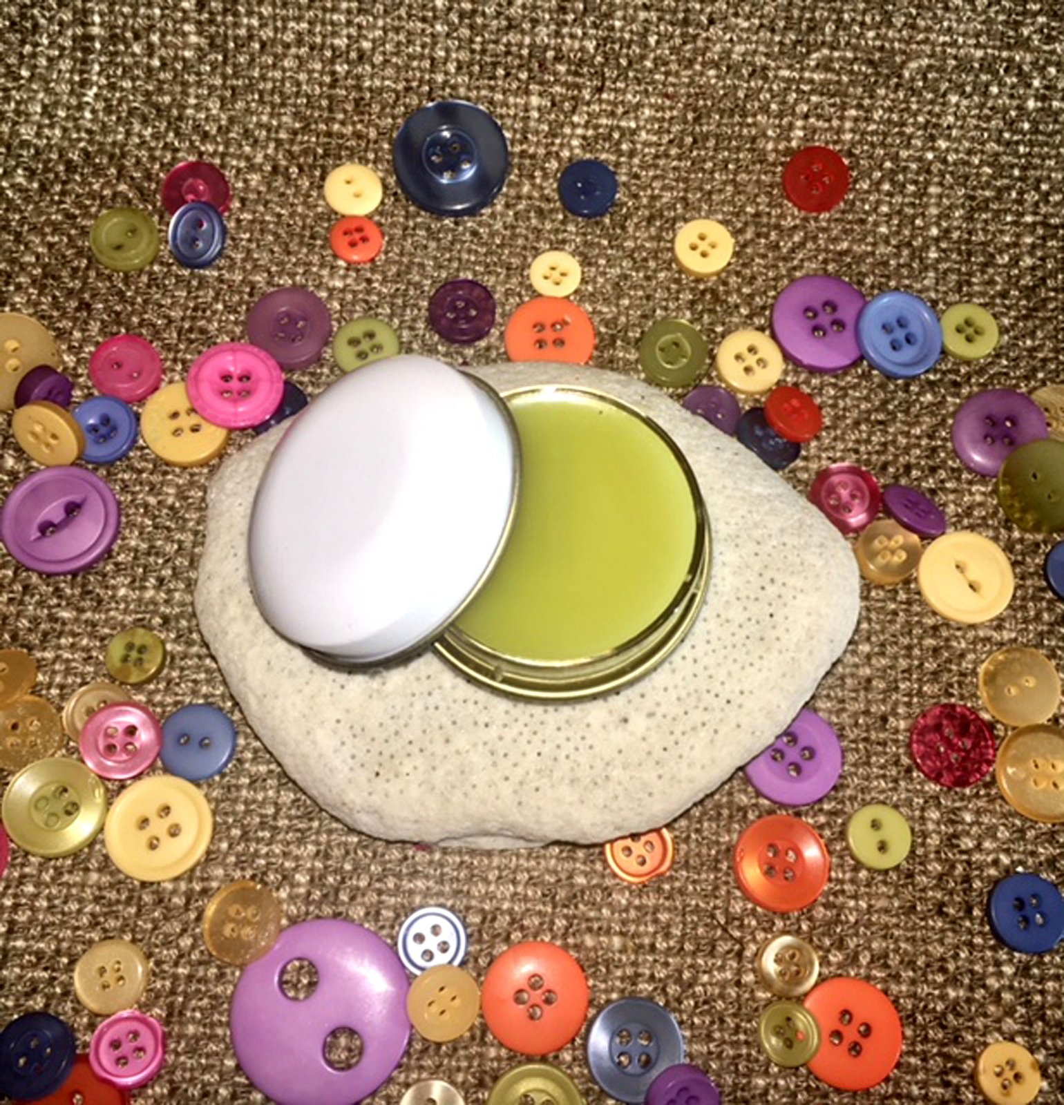 Primary image for Tamanu Salve .5oz Balm Damaged Skin Support Soothe Heal Restore Reverse Acne Pim