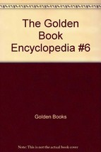 The Golden Book Encyclopedia Book 6 - Erosion to Geysers [Hardcover] Par... - $2.96