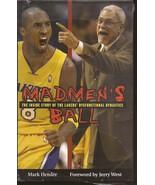 Madmen's Ball Paperback Mark Heisler Inside Story Lakers' Dysfunctional ... - $4.95