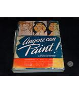 1952 Chiunque Può Pittura Copertina Rigida Libro Arthur Zaidenberg W/ Dust - $9.34
