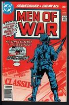 MEN OF WAR #1-VF/NM-DC-ENEMY ACE-GRAVEDIGGER-1977 - $50.44