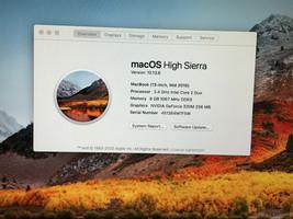 """A1342 Apple MacBook 13"""" 2010 2.4GHz Core 2 Duo Logic Board 820-2877-B 661-5640 - $75.45"""