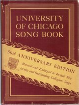 University of Chicago Song Book [Hardcover] University of Chicago