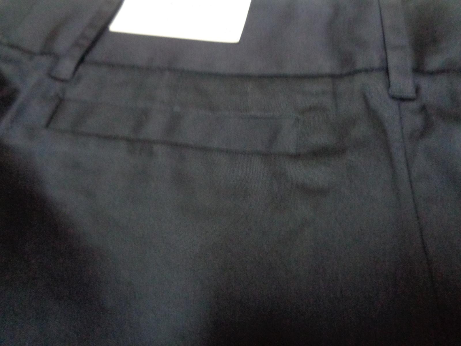 Harold's Alex Shorts Favorite Fit Below Waist NWT Navy Blue Women's SZ 8