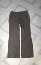 Ann Taylor LOFT Size 4 Dress Pants Light Brown Kate Wide Leg Work Career - $21.25