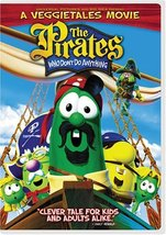 THE PIRATES WHO DON'T DO ANYTHING - A VEGGIE TALES MOVIE (WIDESCREEN)