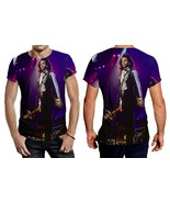 Prince - Nude Tour 1990 Men's Fullprint T- Shirt - $20.99+