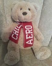 "Aeropostale Teddy Bear ""Chill Aero"" Soft Tan Bear Approximately 15"" - $25.00"