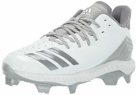 adidas Women's Icon Bounce TPU 10 White/Grey/Grey - $47.49