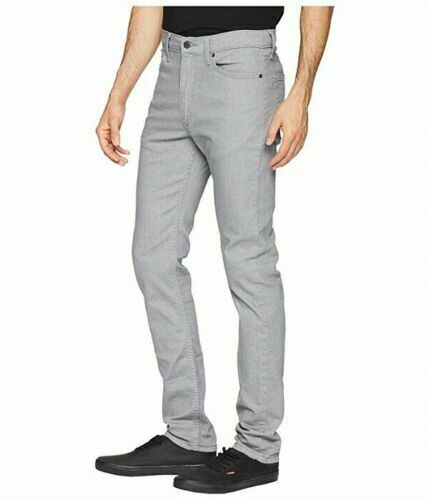 Levi Men 510 Skinny Fit Stretch Jean Size W30 x L32 Color Gray RRP $69.50 image 5