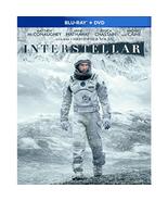 Interstellar  (Blu Ray + DVD) - $5.00