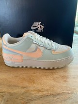 Nike W Air Force 1 Low Shadow Sail Barely Green (CU8591-104) Women's 9 NEW - $169.95