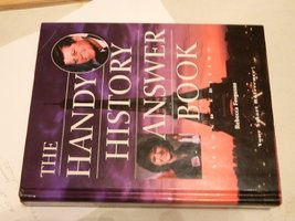 The Handy History Answer Book [Hardcover] Rebecca Ferguson - $10.88