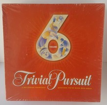 Trivial Pursuit Volume 6 Game - 4,800 General Knowledge Questions! NEW & SEALED! - $20.00