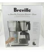 Breville Precision Brewer Glass BDC400 Coffee Maker Brand New!  - $182.35