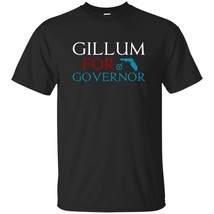 Black, Navy T- Shirt Andrew Gillum For Governor 2018 Florida Elections S-5XL - $16.78