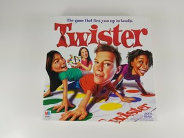 Twister Game By Milton Bradley Hasbro 2002 Complete Game -PREOWNED- - $18.69