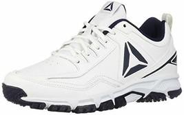 Reebok Men's Ridgerider Leather 4E Sneaker - $69.21