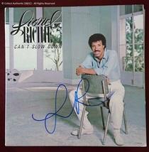 Lionel Richie Autographed Record Album - $110.00