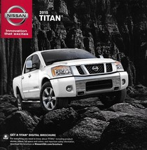 2015 Nissan TITAN sales brochure catalog folder US 15 SV Value SL Heavy ... - $6.00