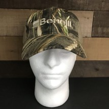 Benelli Camouflage Snapback Trucker Hat Hunting Fishing Camping Outdoors... - $23.36