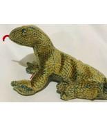 Ty Beanie Baby Scaly Lizard Plush Stuffed Animal Retired - $14.84