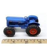 Vintage Matchbox Fordson Super Major King Size #11 Lesney Die Cast Farm Tractor - $32.69