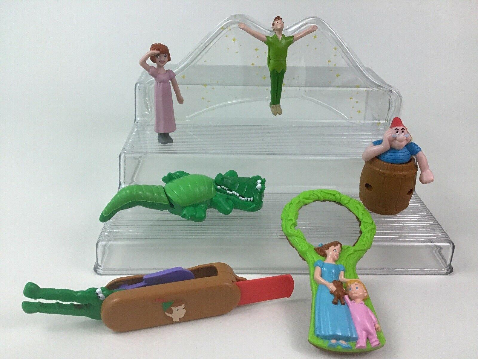 McDonald's 1998 Vintage Disney Peter Pan #2 Tick Tock Croc