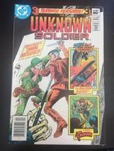 Unknown Soldier (1977 1st Series) #262 VF Very Fine DC Comics Newsstand - $13.86