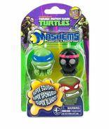 Teenage Mutant Ninja Turtles Mash'ems Series 1 Leonardo and Foot Soldier... - $9.99