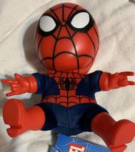 "Kid Robot Marvel Spiderman 8"" Plush, New - $14.54"