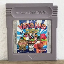 Wario Land Super Mario Land 3 + Super Mario Land 2 Game Boy Authentic Ni... - $69.27