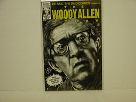 WOODY ALLEN HE SAID/SHE SAID - THE SOODY ALLEN STORY  - FREE SHIPPING - $9.50