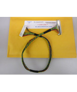 "Insignia 32"" NS-32D201NA14 6MY00301B0 Main Board LVDS Cable [X501] to T-... - $12.71"