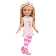 """Glitter Girls Lacy Doll by Battat - 14"""" Fashion Doll – Toys, Clothes (Lacy) - $32.58"""
