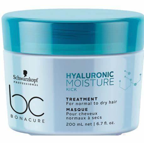 Schwarzkopf Professional  Bonacure Hyaluronic Moisture Kick Treatment 6.7oz