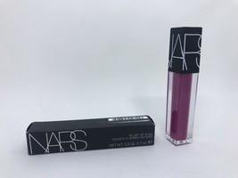BNIB! NARS Velvet Lip Glide -Semi-Matte Color LA MAIN BLEUE 2715 Full Sz... - $16.03