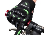 WOSAWE Off Road Vehicle Motorcycle Riding Gloves Full finger With Hard Shell Ant