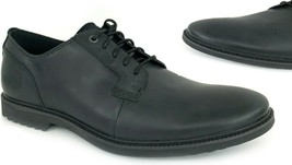 Timberland Men's Lafayette Park Black Leather Casual Oxford Dress Shoes A1QE3  - £49.60 GBP