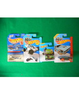 Hot Wheels In Original Package 4 Different Lot10 - $6.46