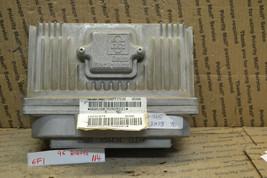 1996 Chevrolet Bretta Engine Control Unit 16211539 Module 114-6F1 - $7.69