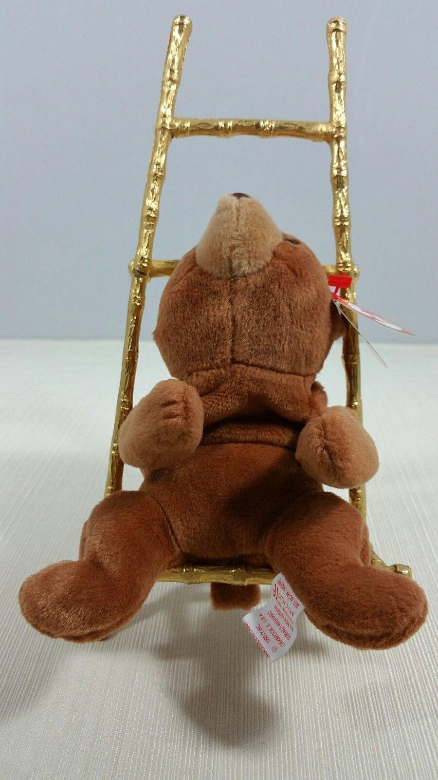 Retired Ty Beanie Babies Original Cubbie Bear Style   04010 1 of the  Original 9 bffbf34b5d81