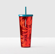 Starbucks Geometric Coffee Cherries Acrylic Cold Cup New Summer 2017 Ven... - $36.56