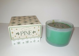 Haven Street Candle Co. new Fresh Pine Glass Jar in Gift Box Green 11.6 oz - $24.30