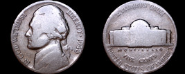 1940-P Jefferson Nickel - $1.25