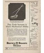 Brown & Sharpe Surface Gauge Tool 1928 AD - $14.99