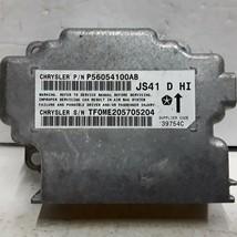 07 08 09 10 Dodge Avenger Chrysler Sebring SRS control module OEM P56054100AB - $34.64