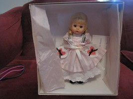 """Madame Alexander 8"""" Only Hearts Doll - $72.75"""