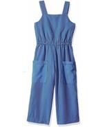 Gymboree Girls' Big Casual Knit Romper, Electric Blue, 7 - $38.59